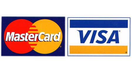 Visa Mastercad logo